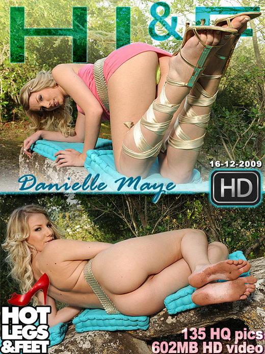 Danielle Maye - `50456h` - for HOTLEGSANDFEET
