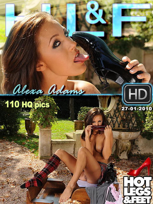 Alexa Adams - `50461h` - for HOTLEGSANDFEET