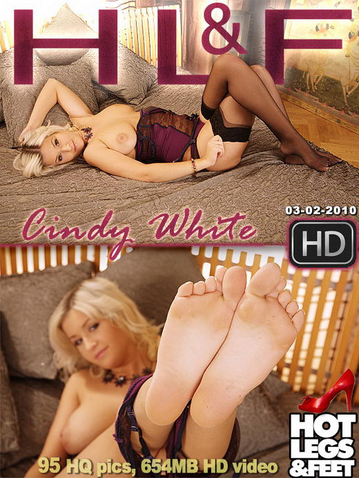 Cindy White - `50479h` - for HOTLEGSANDFEET