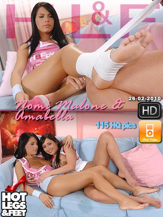 Nomi Malone & Amabella - `9414h` - for HOTLEGSANDFEET