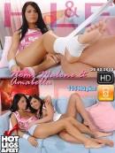 Nomi Malone & Amabella - 9414h