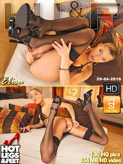 Elisa - `50590h` - for HOTLEGSANDFEET