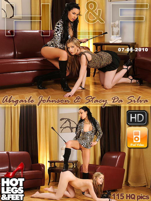 Abigaile Johnson & Stacy Da Silva - `239hoth` - for HOTLEGSANDFEET