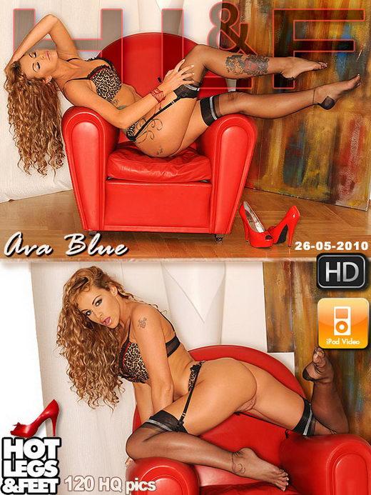 Ava Blue - `50585h` - for HOTLEGSANDFEET