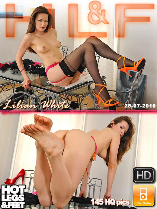 Lilian White - `50520h` - for HOTLEGSANDFEET