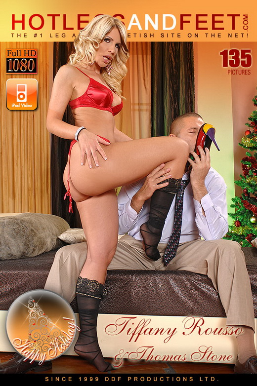 Tiffany Rousso & Thomas Stone - `The Load Before Christmas!` - for HOTLEGSANDFEET