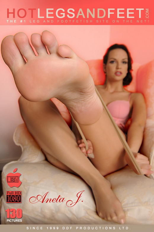 Aneta J - `Get Ready For Toe Worship!` - for HOTLEGSANDFEET