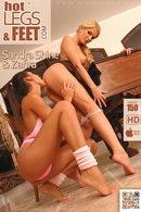 Zafira & Sandra Shine - Raunchy Rehearsal