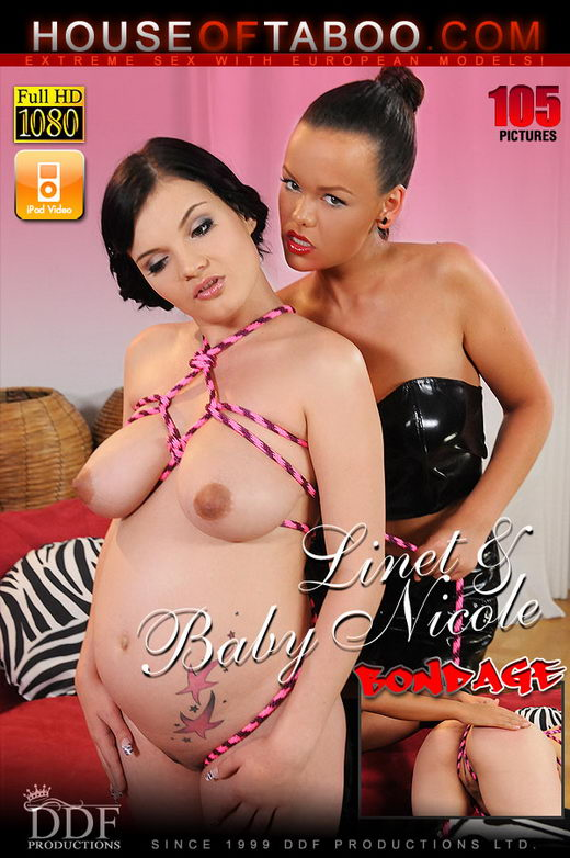 Baby Nicole & Linet - for HOUSEOFTABOO