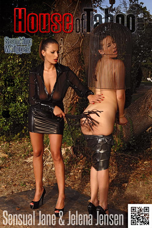 Sensual Jane & Jelena Jensen - `Paying for her Sins!` - for HOUSEOFTABOO