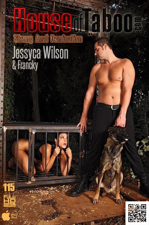 Jessyca Wilson - `Caged For Their Pleasure!` - for HOUSEOFTABOO
