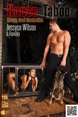 Jessyca Wilson  from HOUSEOFTABOO