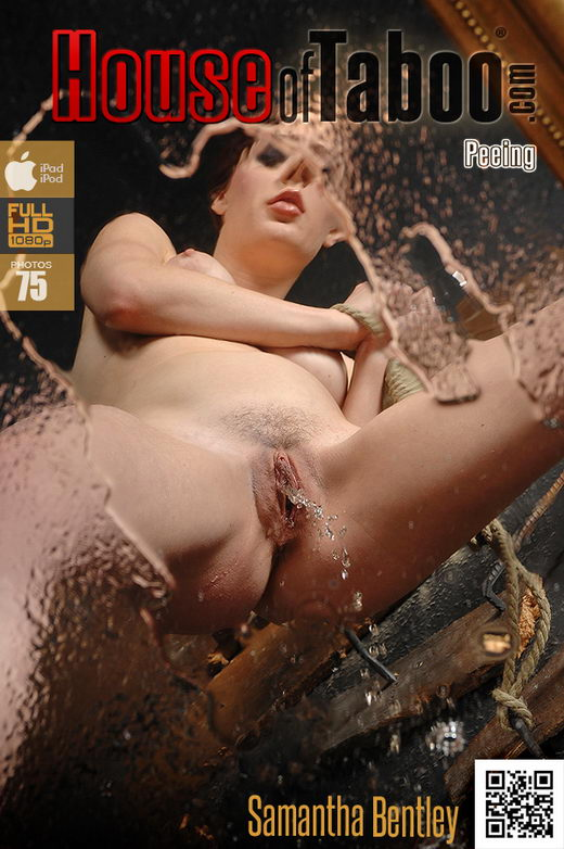 Samantha Bentley - `Dirty Girl Makes Dirty Water!` - for HOUSEOFTABOO