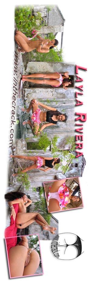 Layla Rivera - `#073 - Eleuthera Bahamas` - for INTHECRACK