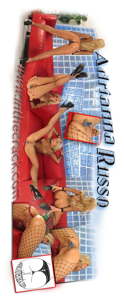 Adrianna Russo - `#128 - Budapest Hungary` - for INTHECRACK