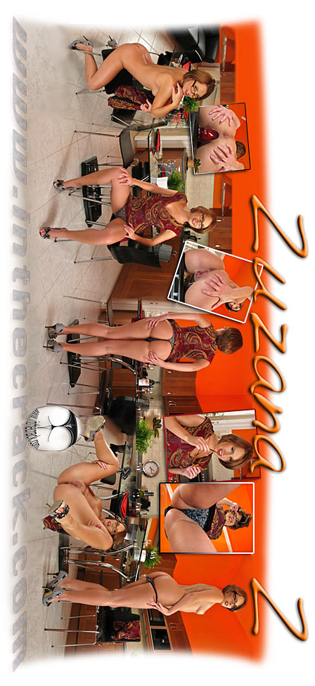 Zuzana Z - `#218 - Prague Czech Republic` - for INTHECRACK