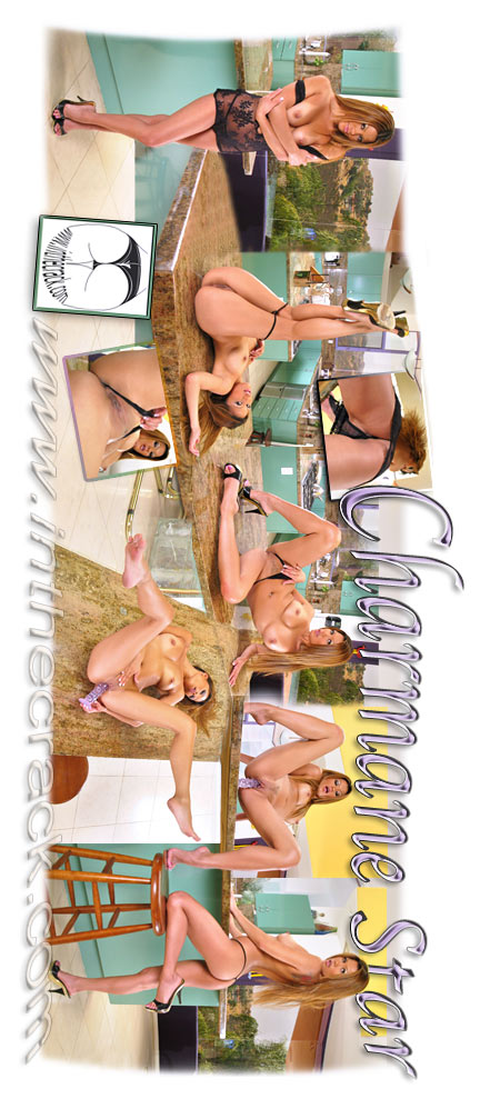 Charmane Star - `#260 - Los Angeles` - for INTHECRACK