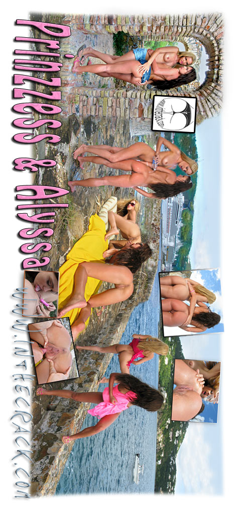 Prinzzess & Alyssa - `#287 - St Thomas Virgin Islands` - for INTHECRACK