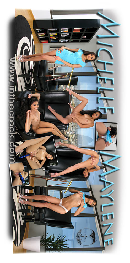 Michelle Maylene - `#309 - Los Angeles` - for INTHECRACK