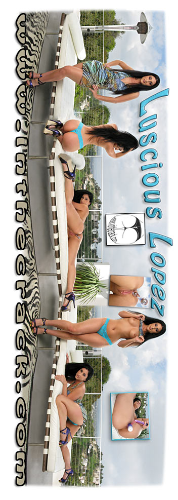 Luscious Lopez - `#333 - Los Angeles` - for INTHECRACK