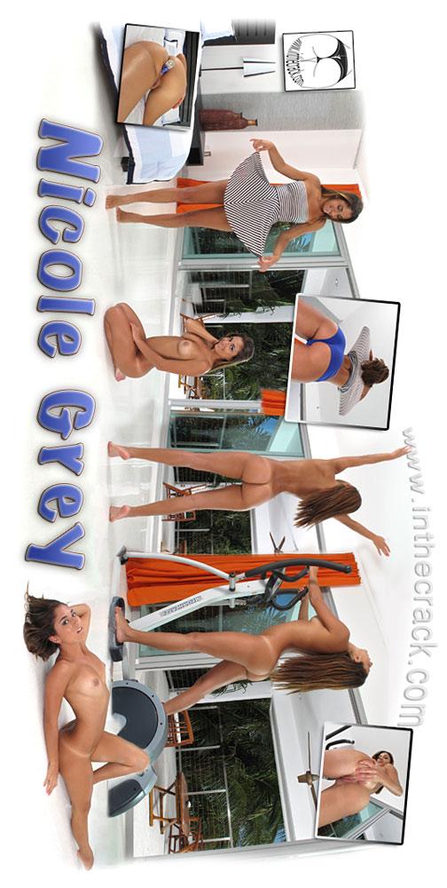 Nicole Grey - `#411 - Miami Florida` - for INTHECRACK