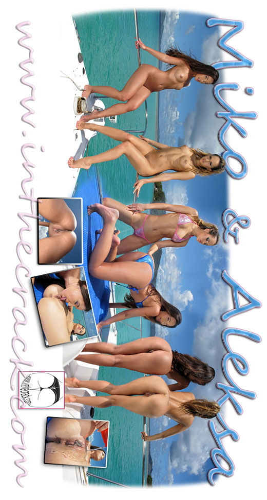Miko Sinz & Aleksa - `#430 - St John Virgin Islands` - for INTHECRACK