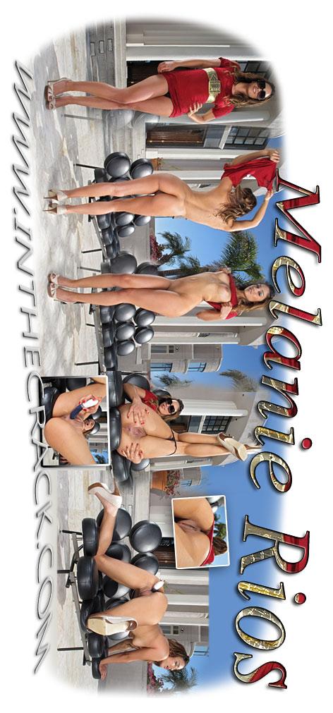 Melanie Rios - `#431 - Malibu` - for INTHECRACK