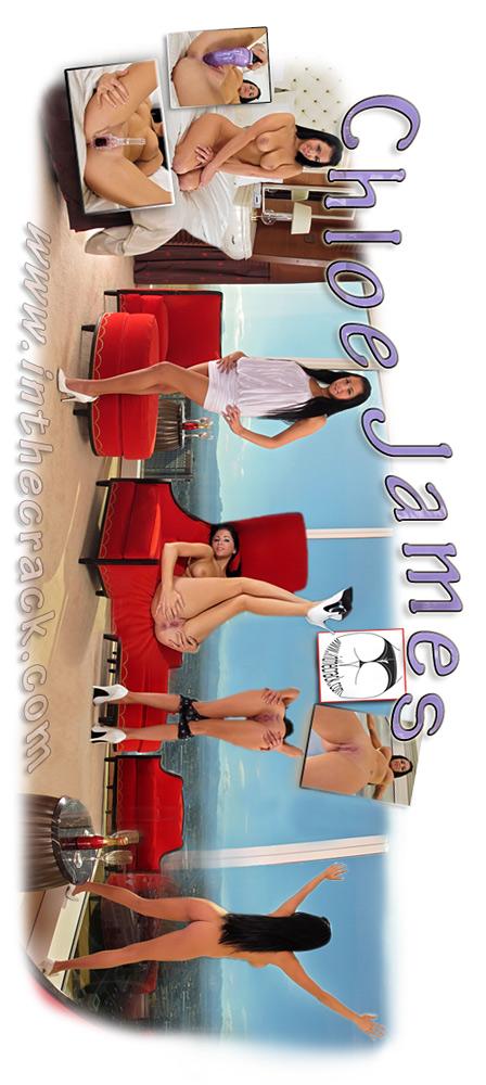 Chloe James - `#455 - Las Vegas Nevada` - for INTHECRACK