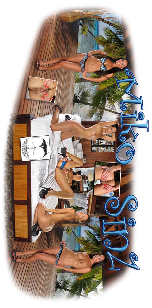 Miko Sinz - `#485 - Rangiroa French Polynesia` - for INTHECRACK