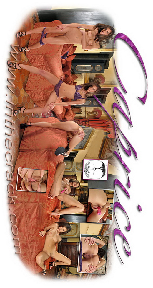 Caprice - `#517 - Positano Italy` - for INTHECRACK