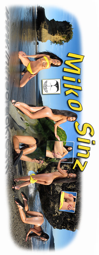 Miko Sinz - `#534 - Punakaiki New Zealand` - for INTHECRACK