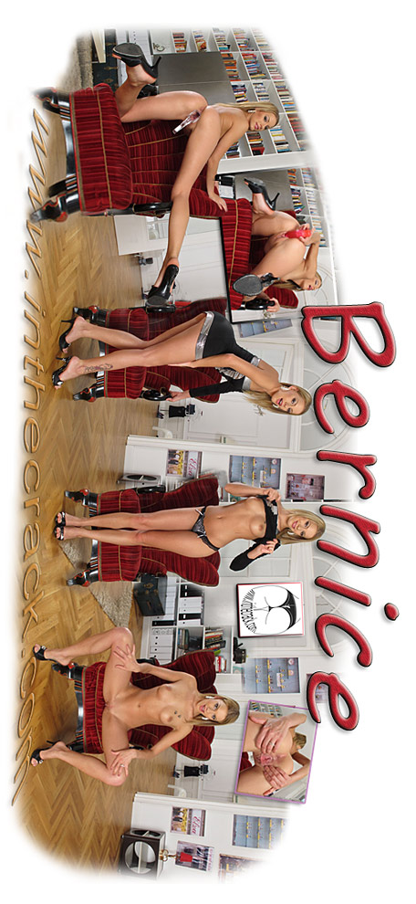 Bernice - `#566 - Budapest Hungary` - for INTHECRACK