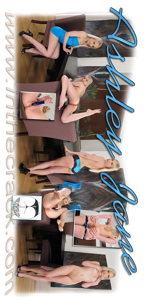 Ashley Jane - `#595 - Los Angeles` - for INTHECRACK