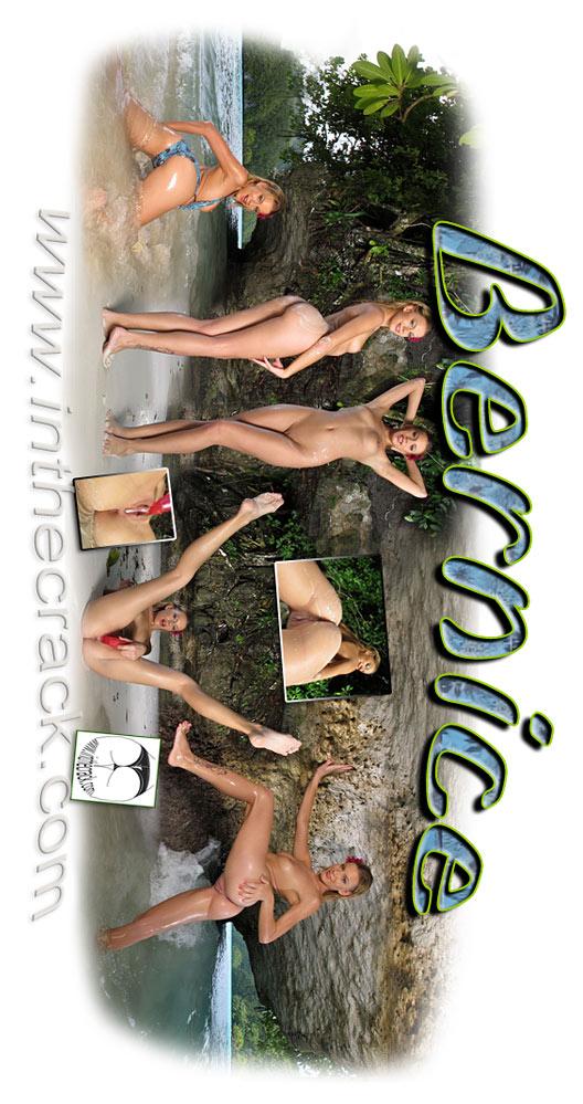 Bernice - `#597 - Palau Micronesia` - for INTHECRACK