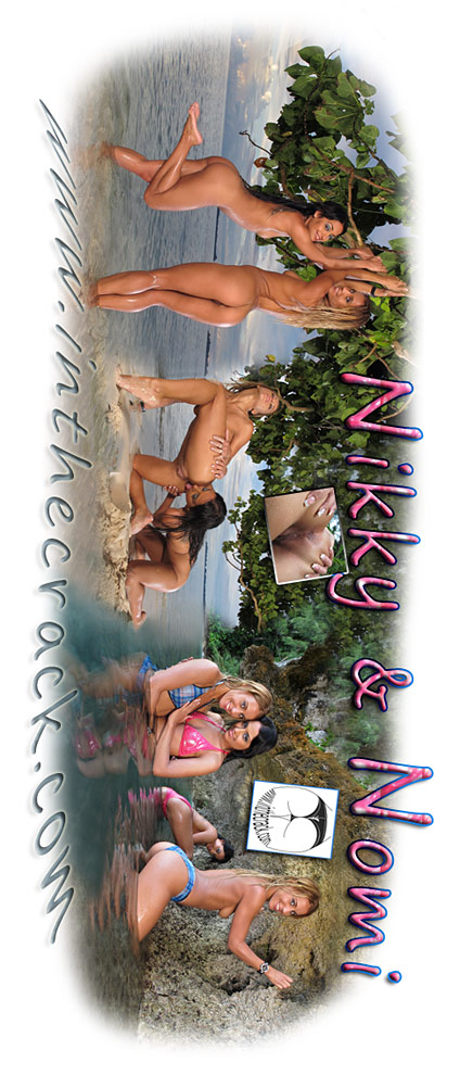 Nikky Thorne & Nomi Melone - `#612` - for INTHECRACK