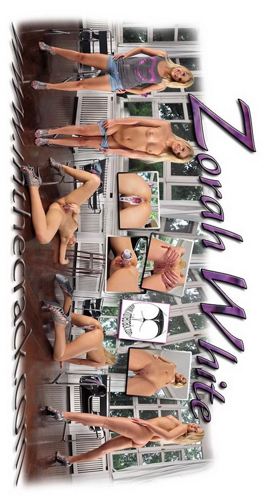 Zorah White - `#617` - for INTHECRACK
