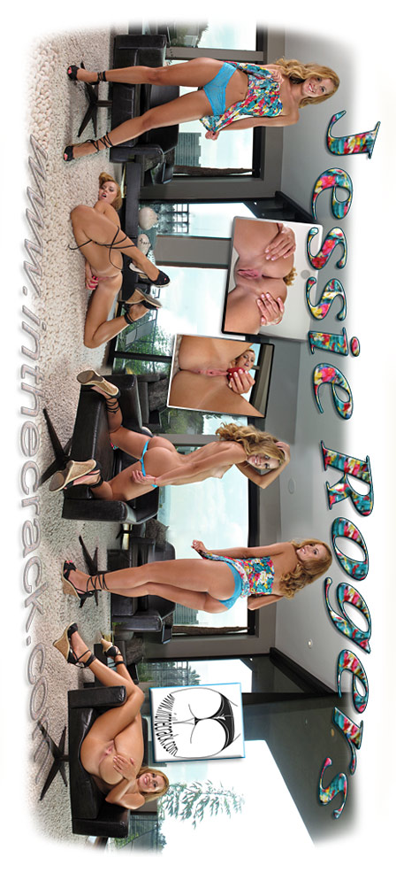 Jessie Rogers - `#645 - Los Angeles` - for INTHECRACK