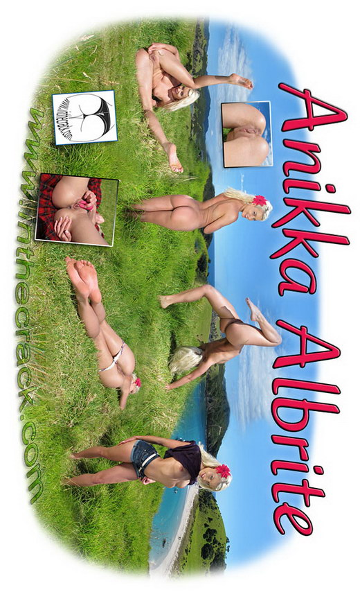 Anikka Albrite - `#652 - Bay of Islands New Zealand` - for INTHECRACK