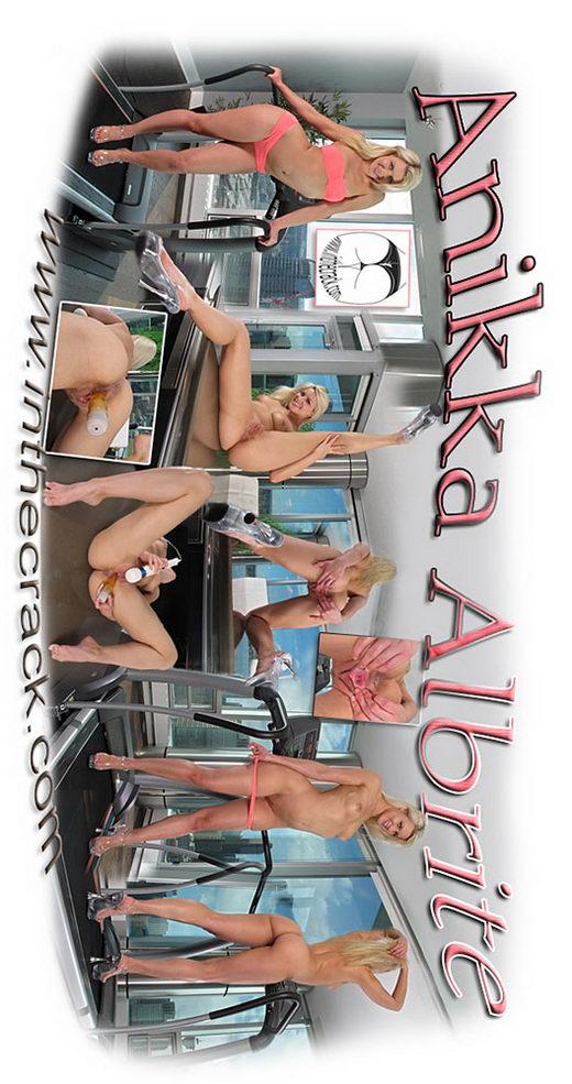 Anikka Albrite - `#712` - for INTHECRACK