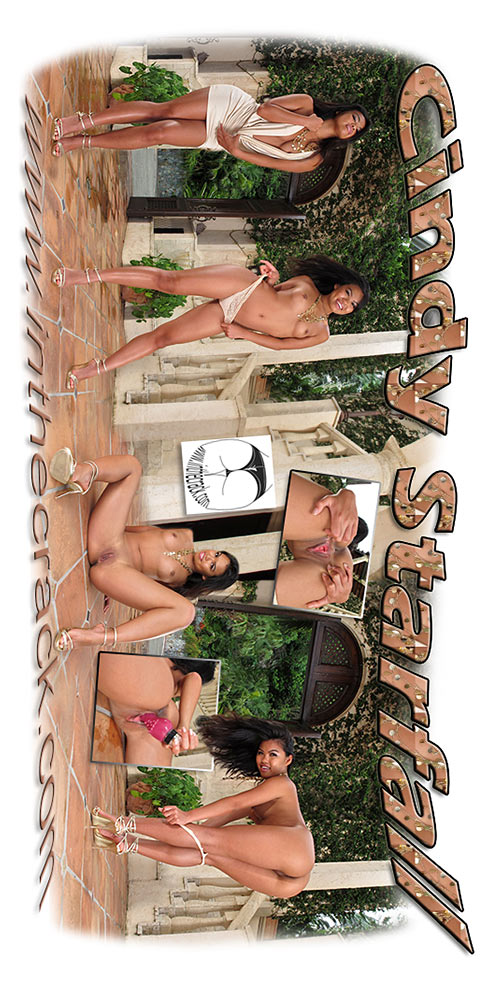 Cindy Starfall - `#774` - for INTHECRACK