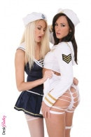 Tess Lyndon & Yenna in Duo gallery from ISTRIPPER