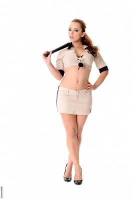 Liza Del Sierra  from ISTRIPPER