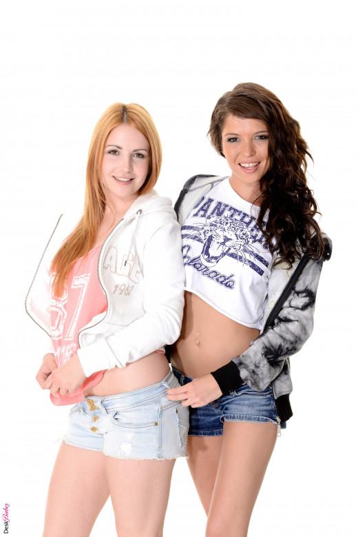 Tiffany Fox & Lala Dream - `Duo` - for ISTRIPPER