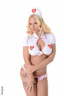 Kyra Hot in Trauma Room gallery from ISTRIPPER