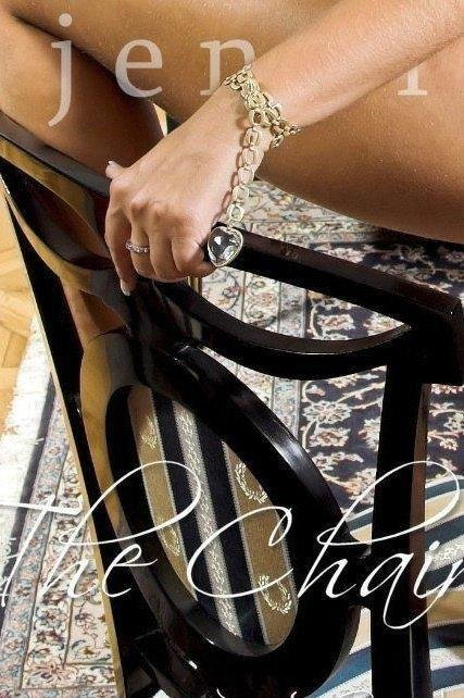 Jenni - `The Chair` - by R.O.M. for JENNISSECRETS