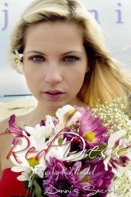 Jenni - `Red un-Dress video` - by Walter Adams for JENNISSECRETS