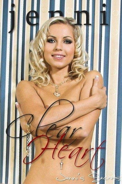 Jenni - `Clear Heart video` - by Walter Adams for JENNISSECRETS