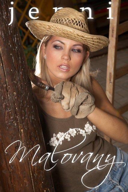 Jenni - `Malovany Bonus` - by Glamshots for JENNISSECRETS
