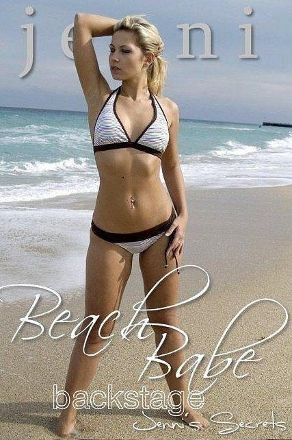 Jenni - `Beach Babe` - by Reid Windle for JENNISSECRETS