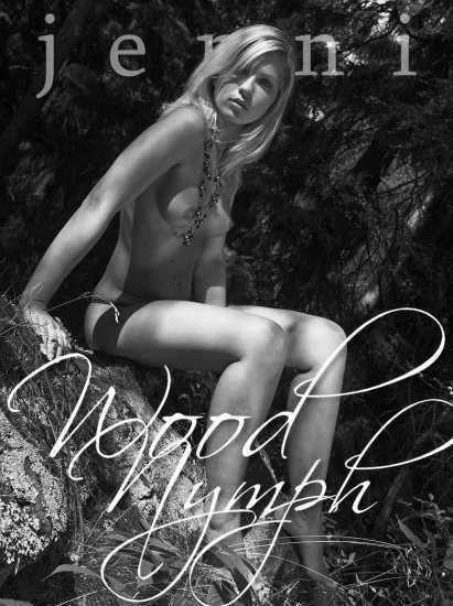 Jenni - `Wood Nymph-1` - by George for JENNISSECRETS